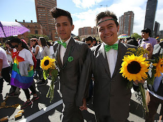 same sex marriage Colombia