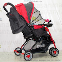 Does DS-234H Origin Baby Stroller