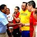 Finaliza la  Clínica de Arbitraje de Básquetbol del silbante internacional José Reyes Ronfini