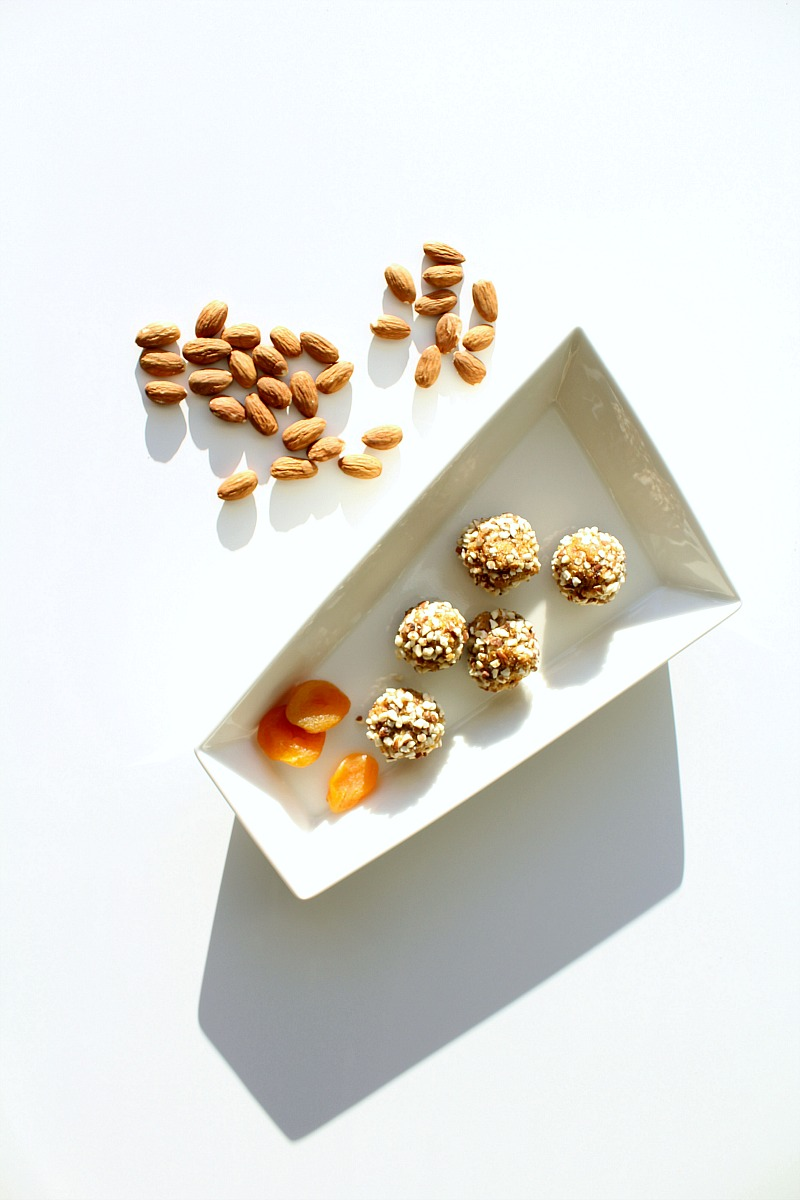 apricot energyballs glutenfree dairyfree raw