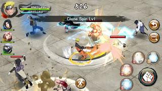 Naruto X Boruto Ninja Voltage Android Apk