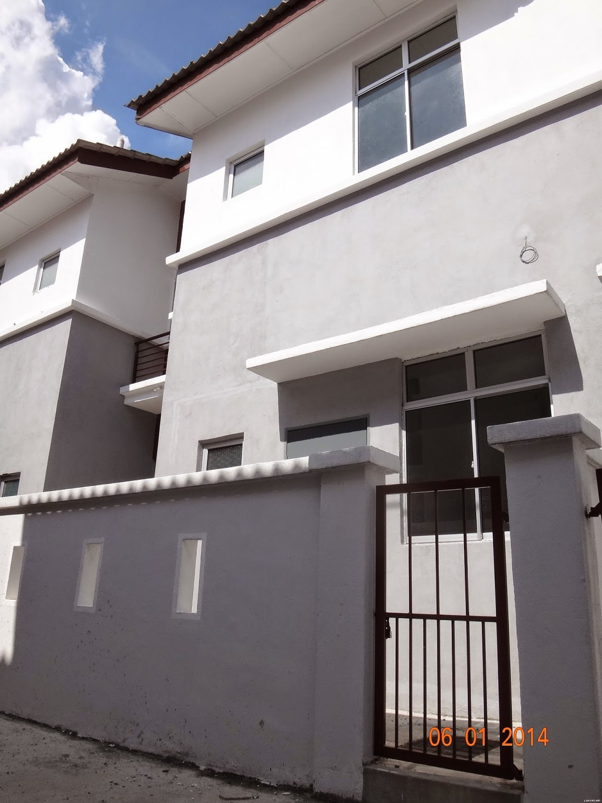 Malaysia Home Renovation Blog: 2 Storey Terrace House