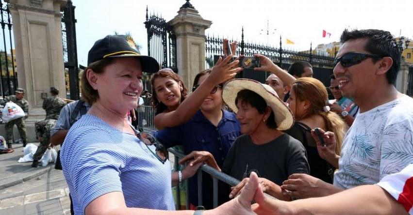#UnaSolaFuerza: Palacio de Gobierno continuará recibiendo ayuda hasta el próximo jueves