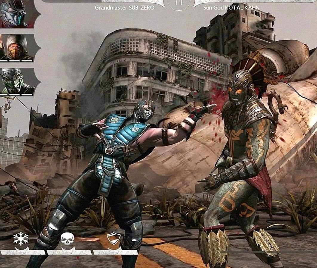 AndroCut - Android HVGA and QVGA HD Cracked Games: MORTAL