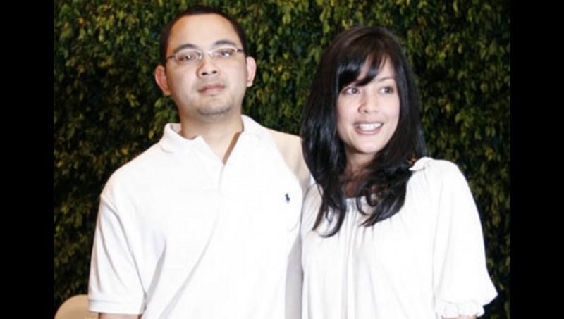 Danny Rukmana dan Lulu Tobing
