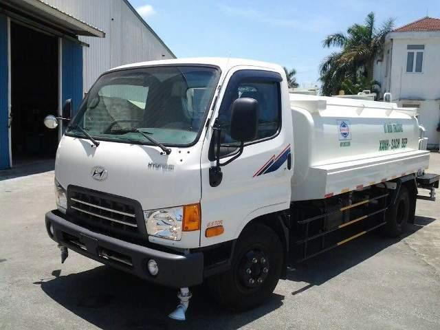 Xe phun nước Hyundai HD99