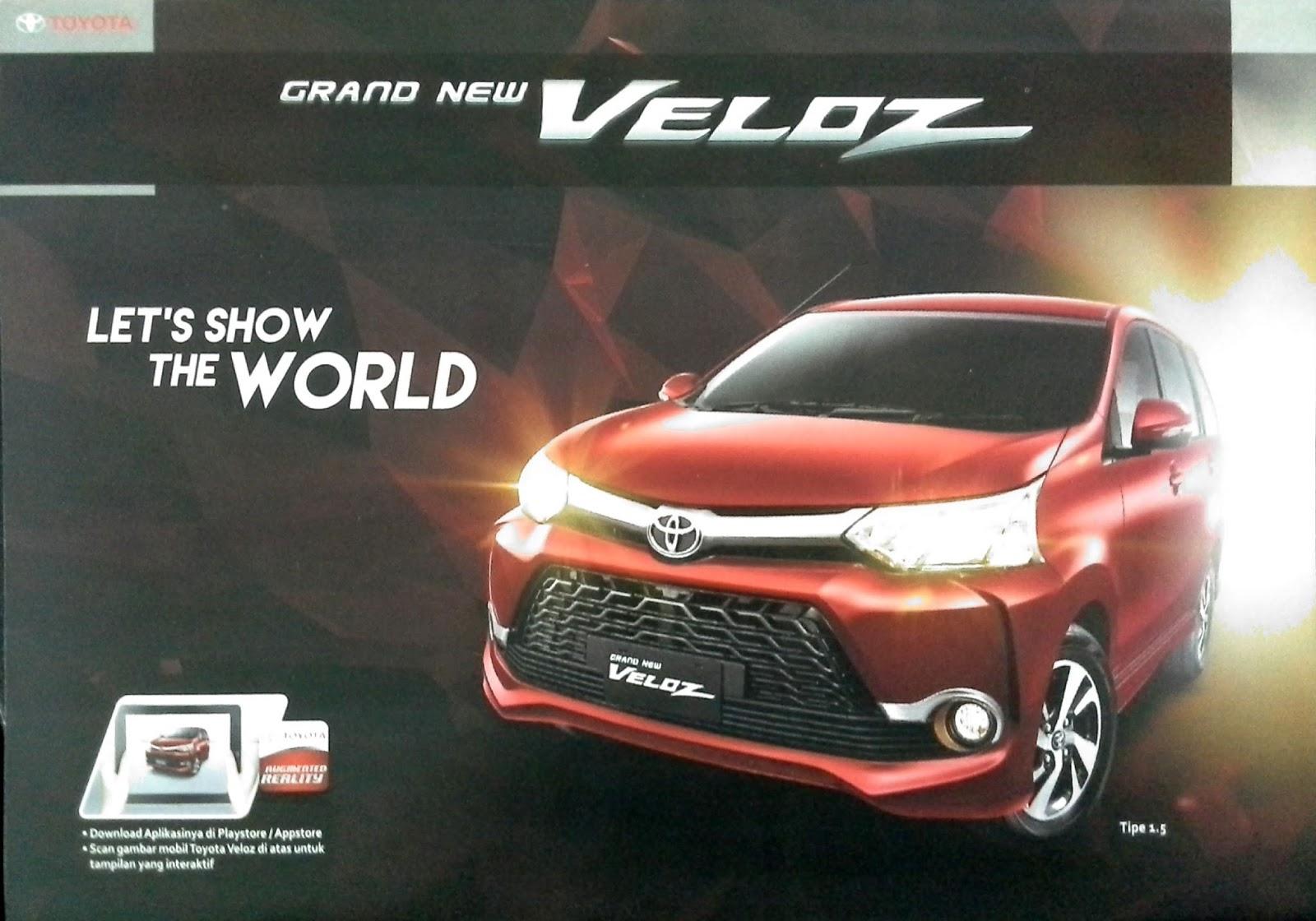 Review Mobil Grand New Veloz Kekurangan 1.3 Jual Beli Harga Toyota Jakarta Brosur Avanza