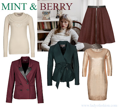 Mint and Berry Berlin Designers Clothing