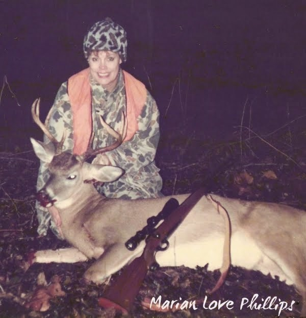 My first 8 pt. buck taken 12/31/89.