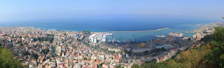 Trabzon - Boztepe'den Trabzon manzarasi