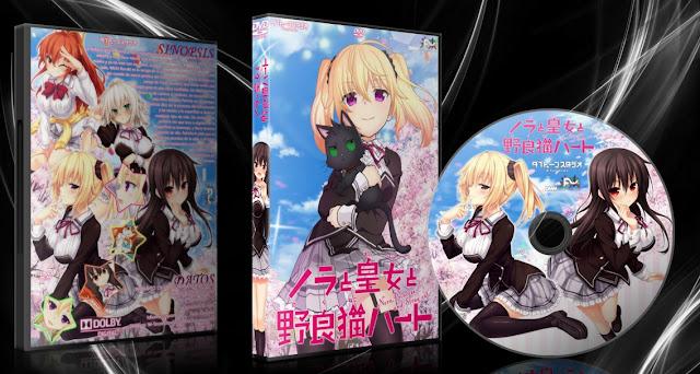 Nora to Oujo to Noraneko Heart | Cover DVD | MEGA |