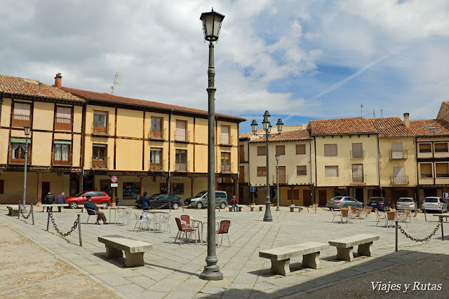 Plaza Mayor de Berlanga de Duero