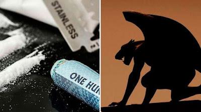 As drogas são o poder do demônio, alerta Bispo