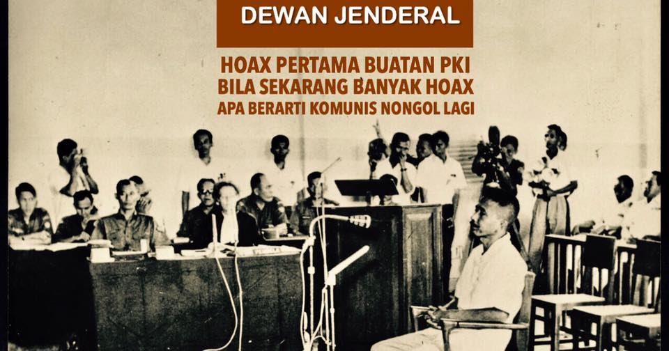[ Melawan Lupa ! ????  ] HOAX PERTAMA BUATAN PKI -  HOAX dari dalam ISTANA