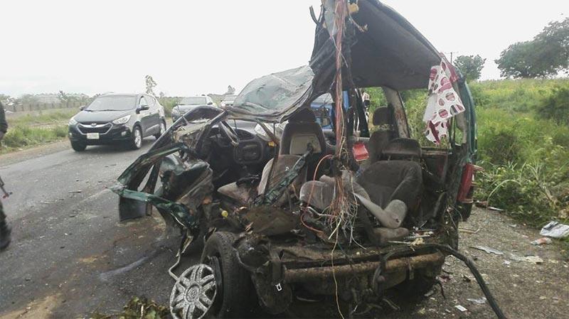 Many dead as truck crushes car on Abuja-Kaduna Road