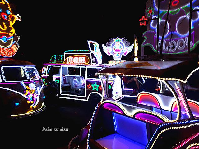 Objek wisata malam alun-alun Yogyakarta