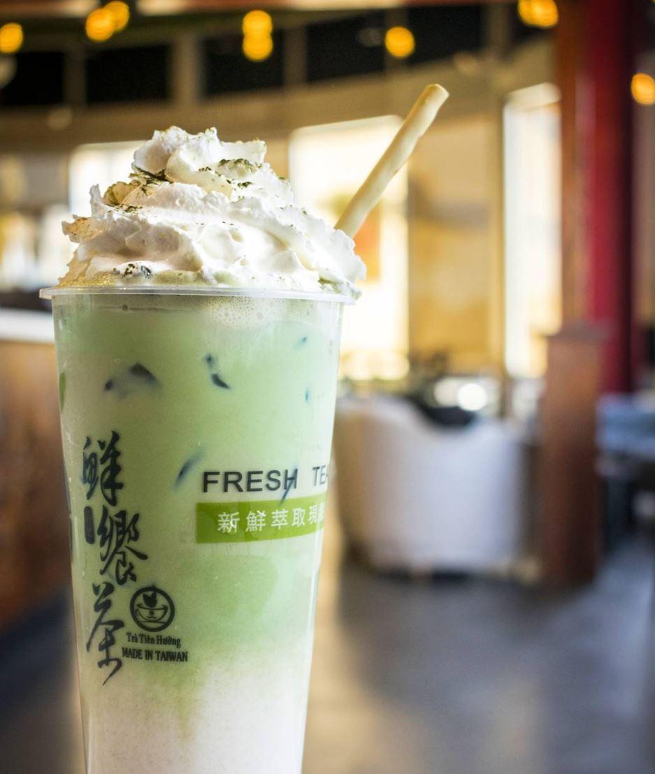 Feb 8 - 15   Gotcha Cafe in Garden Grove Offers BOGO 50% Off ALL Drinks