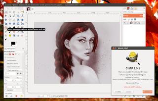 GIMP 2.9 als PPA beschikbaar