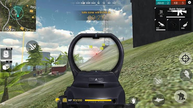 How To Get Unlimited Diamond Free in Free Fire