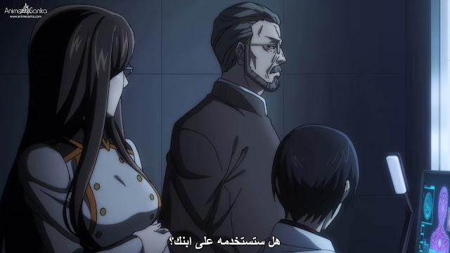 جميع حلقات انمى Sword Gai: The Animation مترجم أونلاين كامل تحميل و مشاهدة حصريا