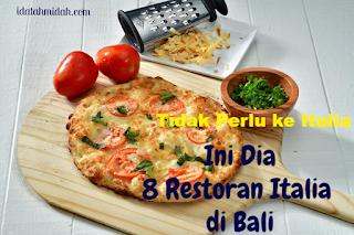 Restoran Italia di Bali