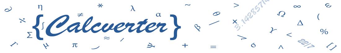 CalcVerter: PPM ( Parts Per Million ) Calculator