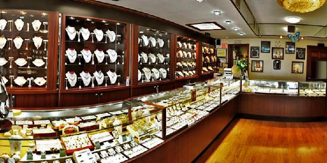 Onde comprar jóias e bijuterias em Nova York
