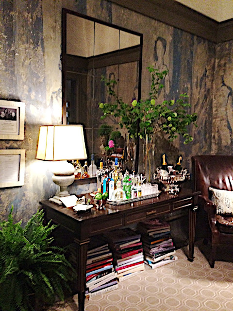 columbus decorators show house Sally McDnonald