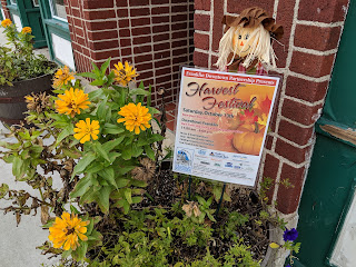 Harvest Festival - Saturday, Oct 13 - 11 AM to 4:00 PM