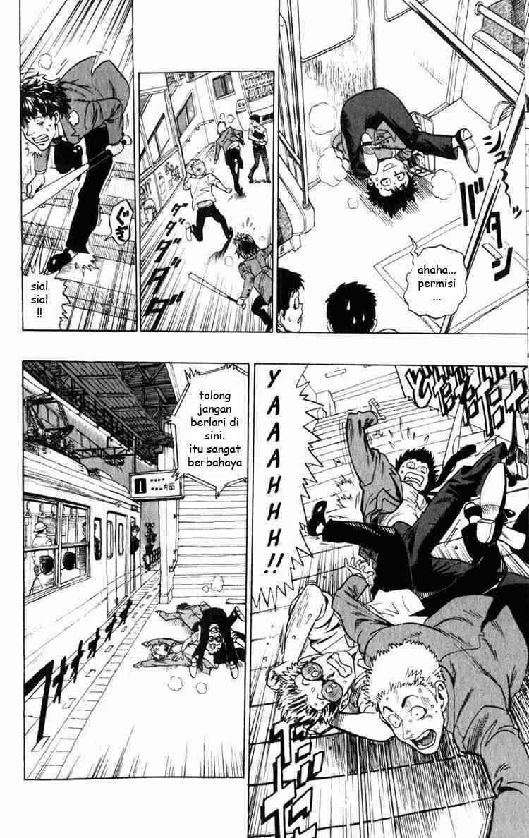 Komik eyeshield 21 001 - seseorang dengan kaki emas 2 Indonesia eyeshield 21 001 - seseorang dengan kaki emas Terbaru 50 Baca Manga Komik Indonesia 