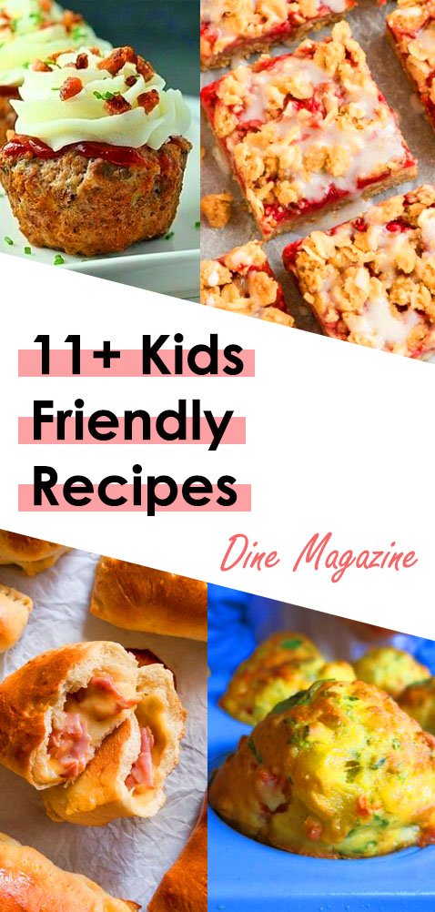 11+ Kid Friendly Recipes - Kid Friendly Recipes For Picky Eaters, Dinner, Healthy, Cookies, To Make, Fun, Dessert, Easy, Snacks, Breakfast, Lunch, For A Crowd, Crockpot, Simple, Toddlers, No Bake. Easy kid friendly dinners, Healthy kid friendly meals, Kid friendly appetizers, Healthy kid friendly dinners, Kid approved dinners, Kid friendly snacks. #kidfriendlyrecipes #easykidfriendlydinners #healthykidfriendlydinners #kidfriendlysnacks
