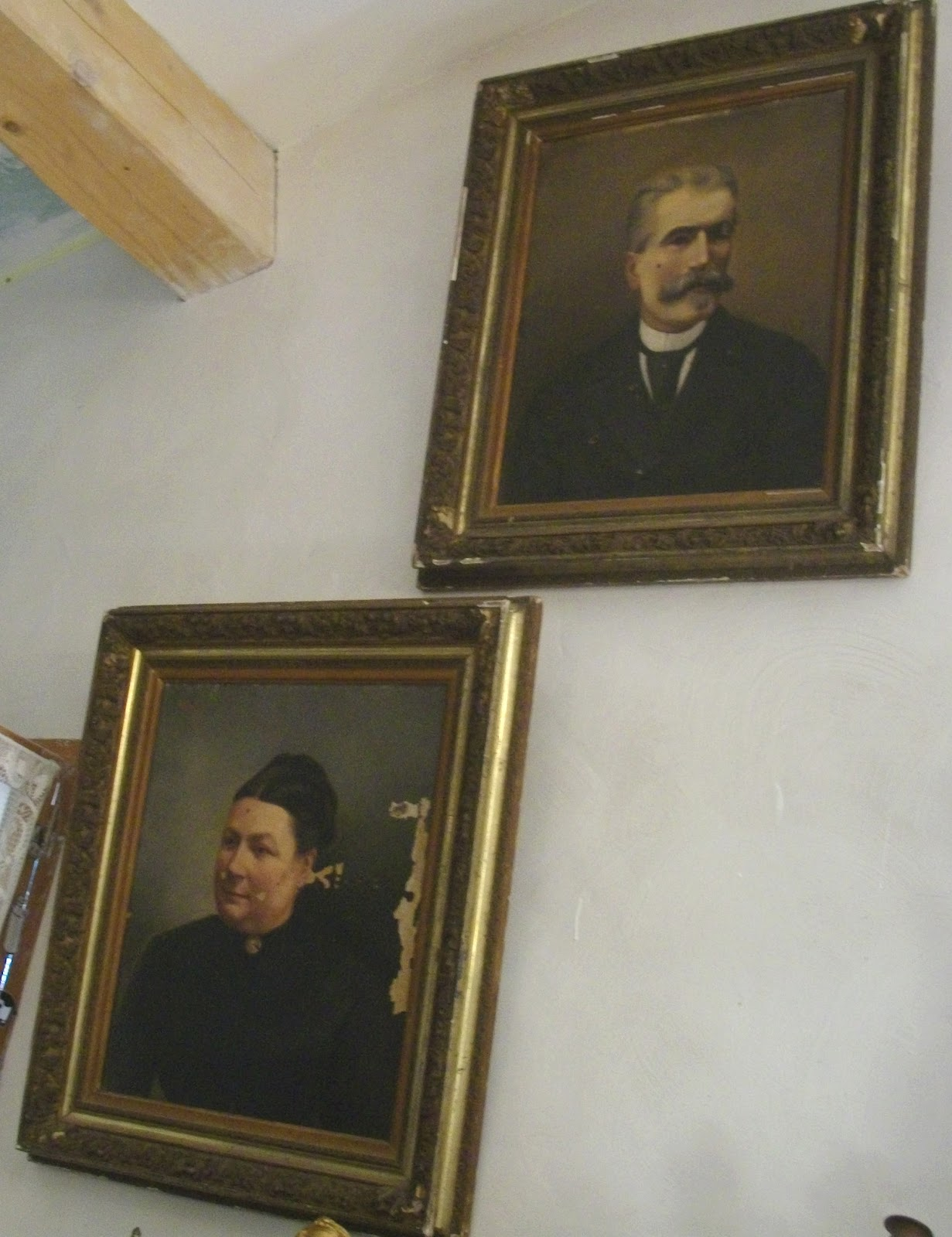 ancien tableau hst portrait dame noble sign valery huile sur toile. Black Bedroom Furniture Sets. Home Design Ideas