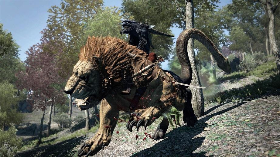 Dragon's Dogma Dark Arisen llegará el 3 de octubre a PS4 y ONE