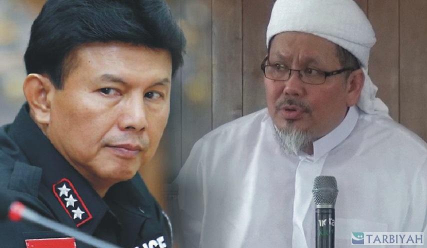 Tengku Zulkarnain - Wakapolri Ari Dono