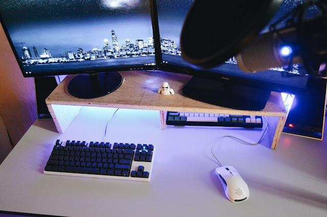 battlestation, setup, gaming pc, pc