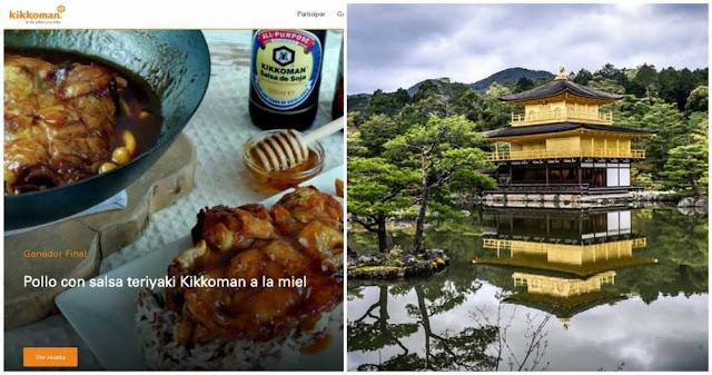 premio japón salsas kikoman