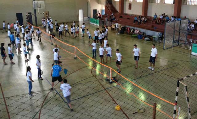 Estudantes da Ilha Comprida participarão do Circuito de  Formação de Pré Tênis e Beach Tênnis entre os dias 18 e 20/08