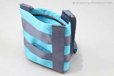 Seat Belt Crossover Bag