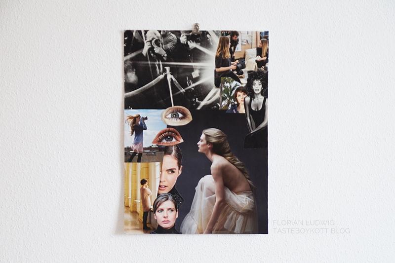 Collage Kunst kaufen | Tasteboykott Blog