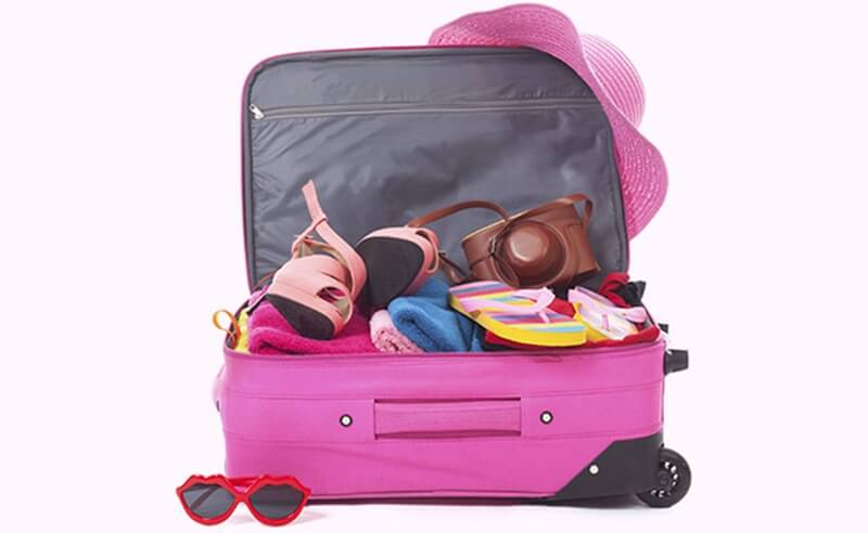 como viajar com bagagem de mão