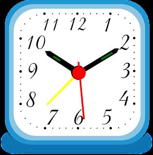 clock 34597 1280 - Come mostrare i secondi nella taskbar di Windows 10