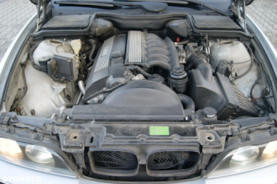 Mesin M52 BMW E39 Prefacelift