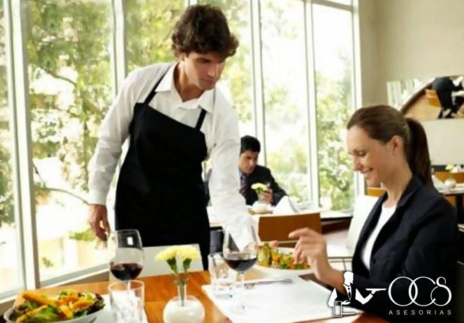 Tipos de servicio m s comunes en colombia meseros - Como se sirve en la mesa ...