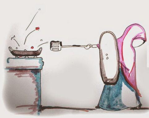 Istri Tidak Perlu Lakukan Pekerjaan Rumah, Karena Sebetulnya Itu Kewajiban Suami, Benarkah?
