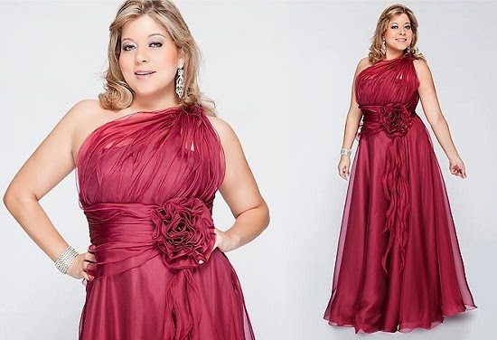 Fotos novos modelos vestidos madrinha de casamento 2014
