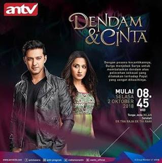 Sinopsis Dendam & Cinta ANTV Episode 12-13