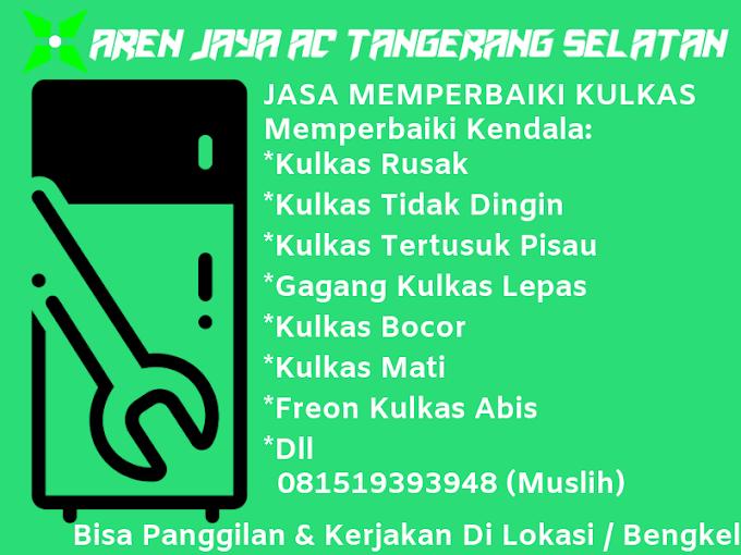 Jasa Service Kulkas BSD Bintaro