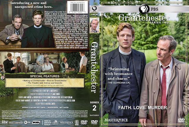 Grandchester Season 2 DVD Cover