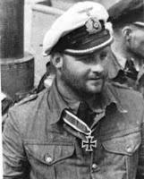 Fritz-Julius Lemp Commander of U-30 Torpedoed SS Athenia WW2