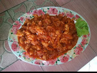 Resep Ayam Asem Manis